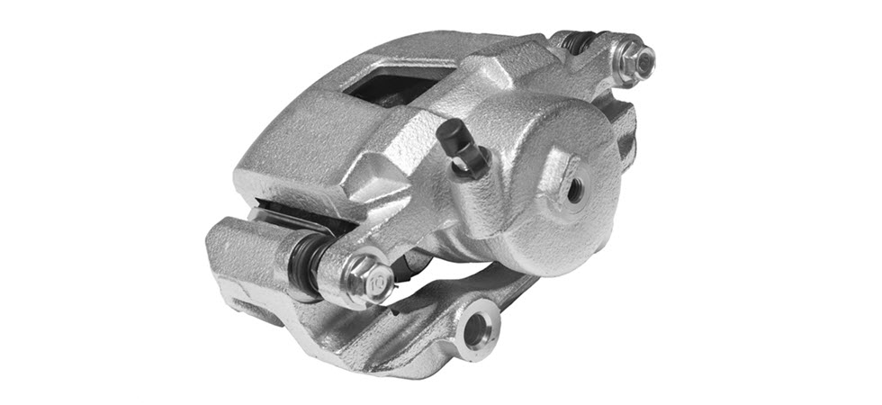 Land Rover Rear Brake Caliper
